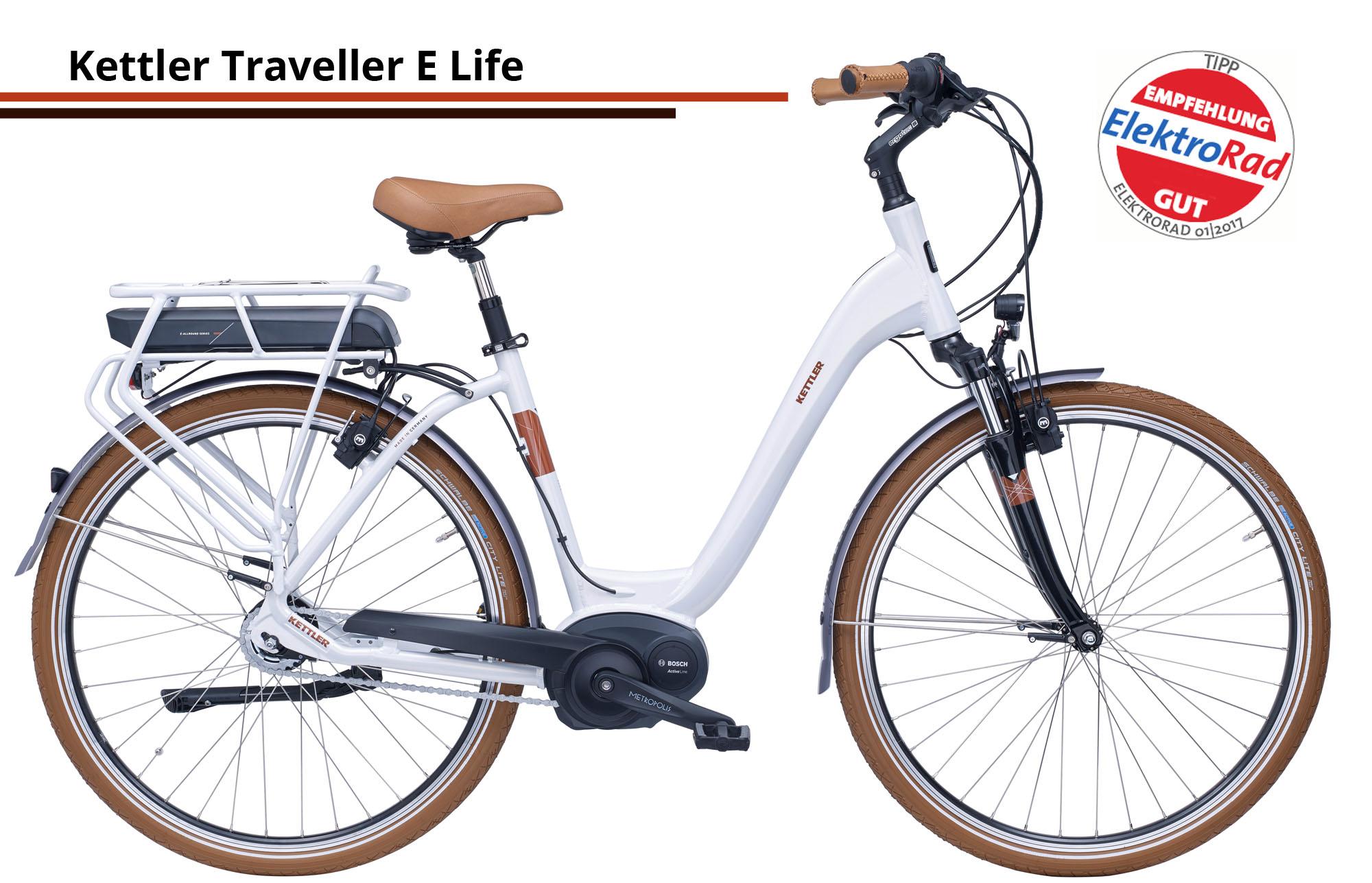 Kettler Traveller E Life