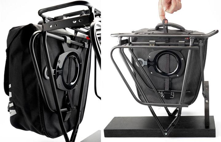 Monkeyload Fahrradtaschen Am Gepacktrager Schnell Und Einfach