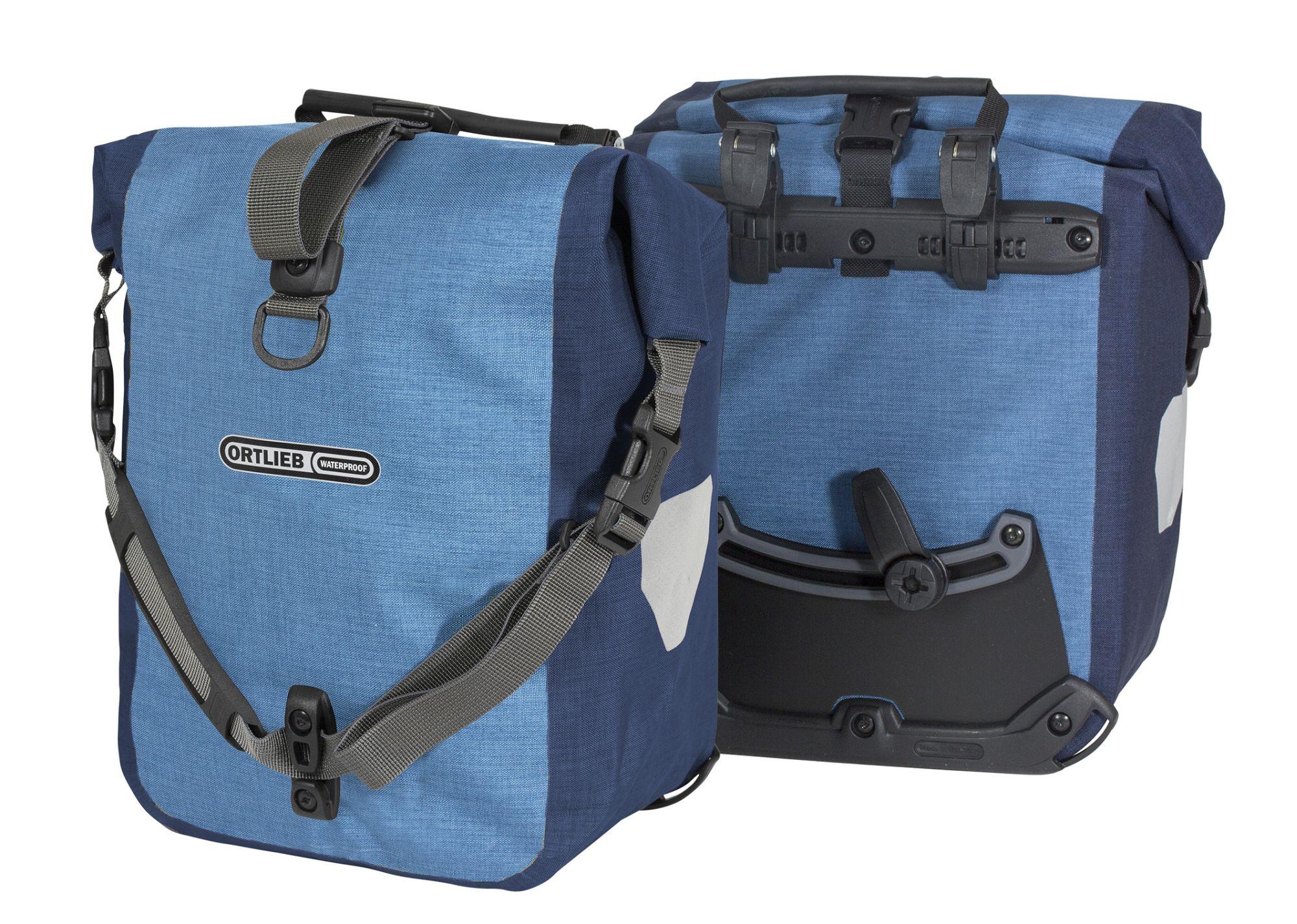 ORTLIEB Seitentaschen Paar Sport-Roller Plus