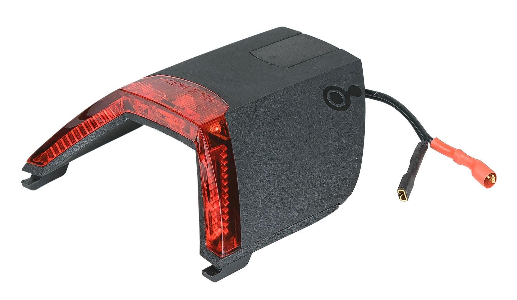 E-Bikes/Beleuchtung: MonkeyLink  Rücklicht FenderLight Rear Connect (Stromzufuhr über E-Bike Akku)