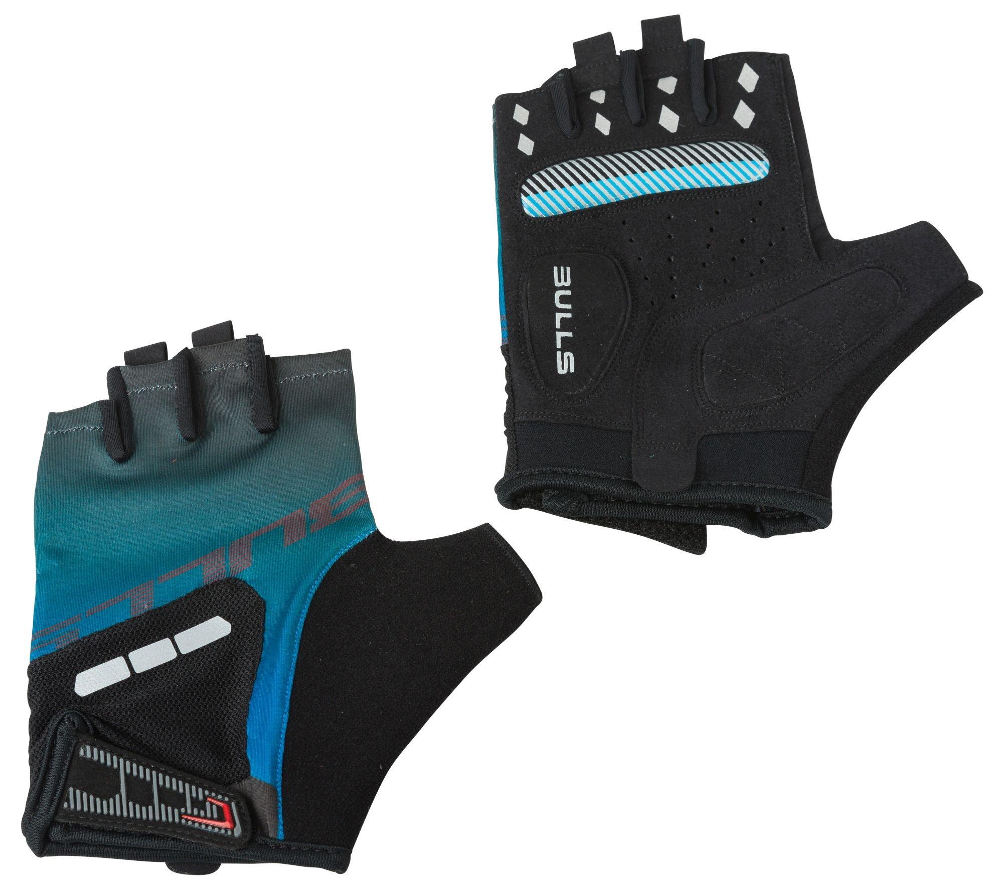 BULLS Unisex Handschuh Night Hawk XS blau