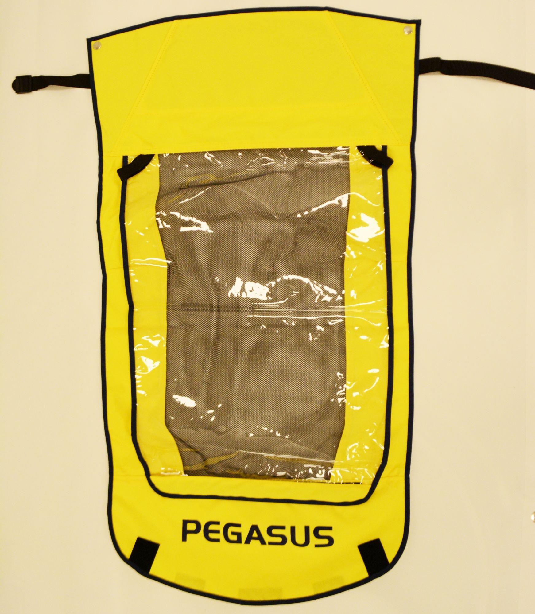 zubehör für anhänger: Pegasus  2in1 Verdeck für Kinderanhänger Single