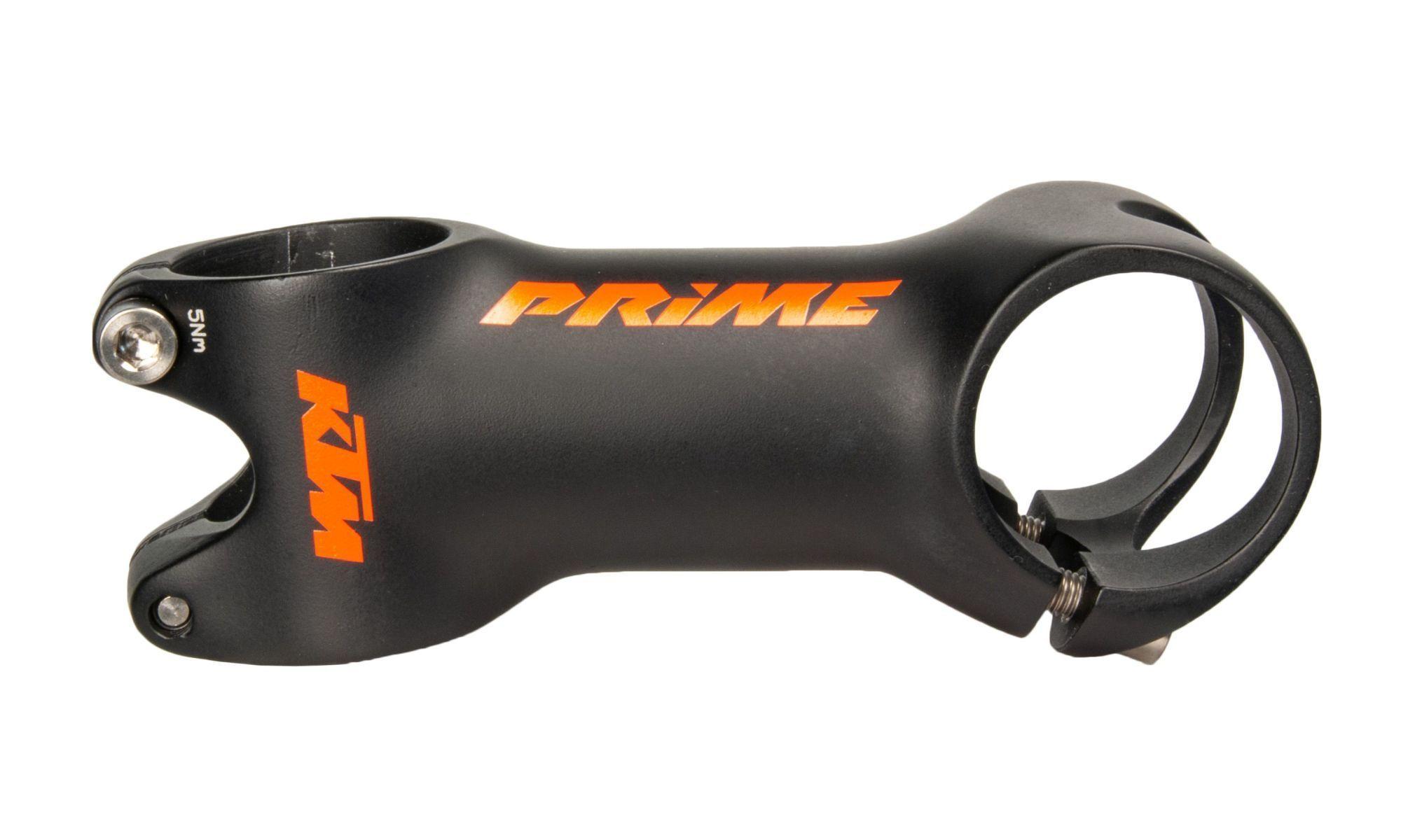 KTM Vorbau Prime Clean Shape 6 (6°/90mm)