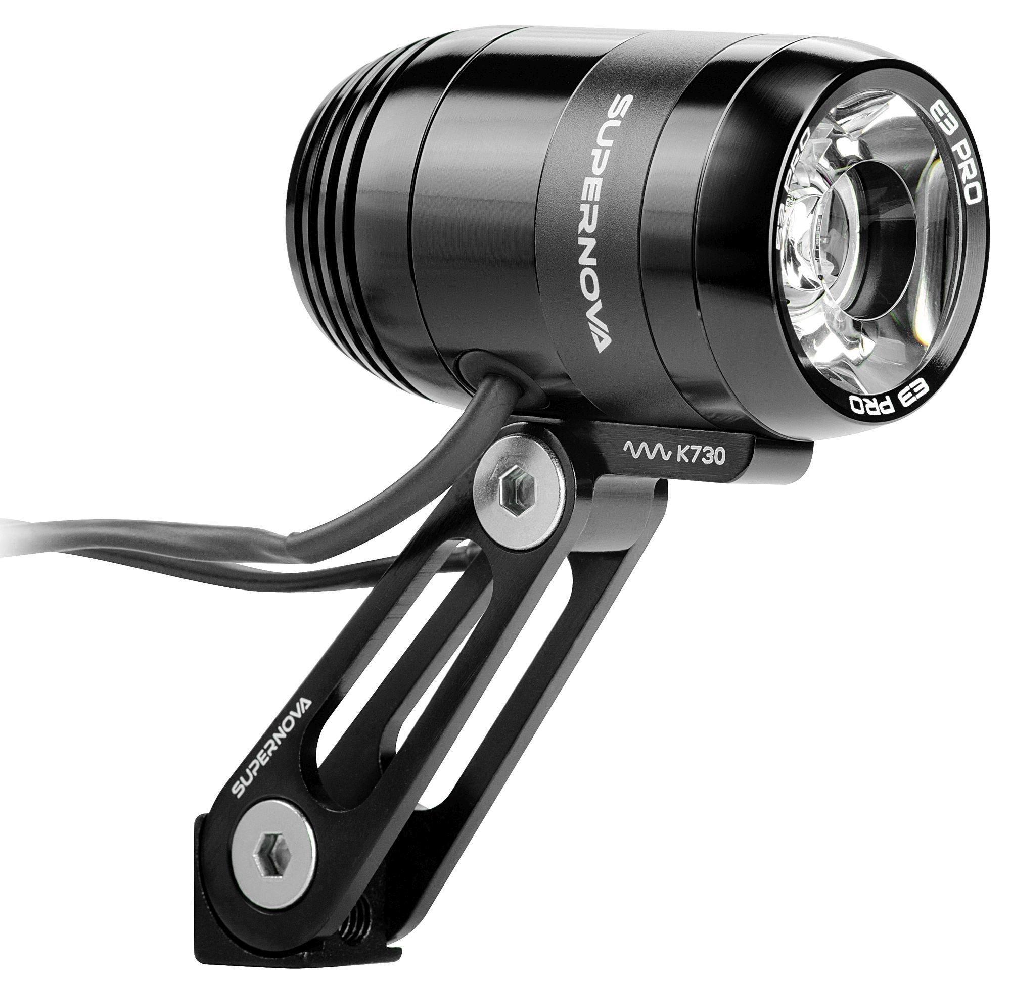 E-Bikes/Beleuchtung: Supernova  E-Bike-Akku-Frontleuchte E3 Pro 2