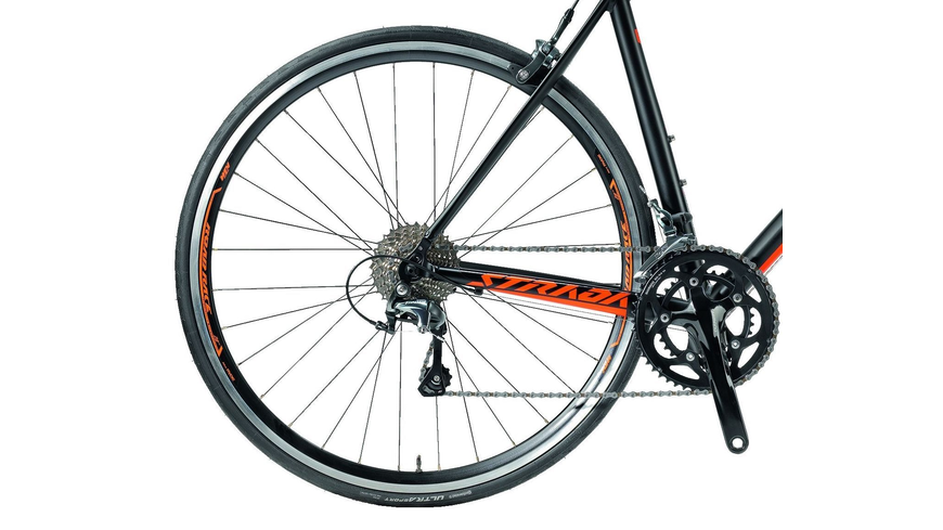 KTM Strada 1000, 20 Gang Kettenschaltung, Herrenfahrrad, Rennrad, Modell 2018, 28 Zoll (Gebrauchtrad aus Fahrradverleih. Technisch und optisch in gutem Zustand)