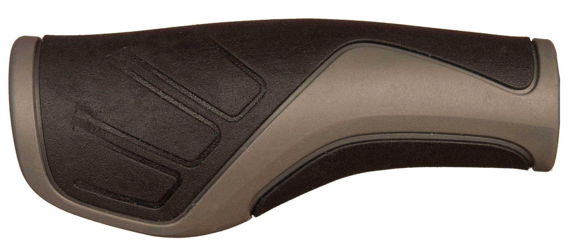 griffe/Lenker: Herrmans  Oxy ergonom. DD29 120 mmTPE Lenkergriffe 120 mm