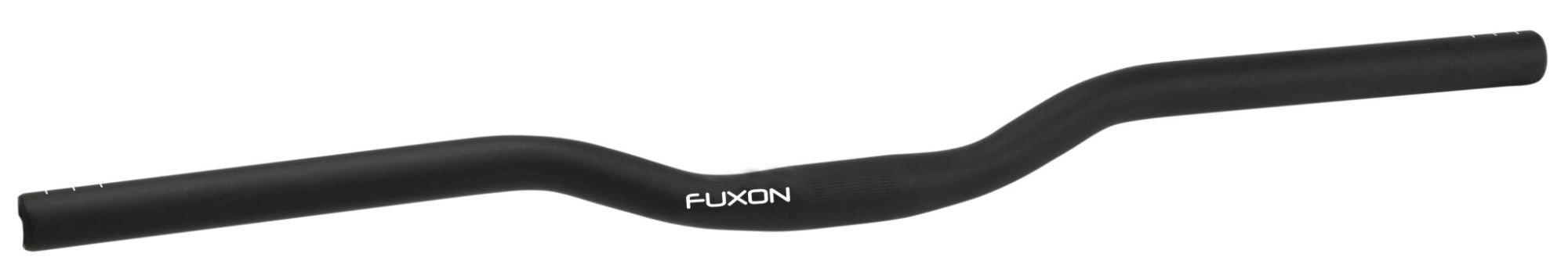 mtb-lenker/Lenker: Fuxon  Low Riser Lenker 630mm 254mm