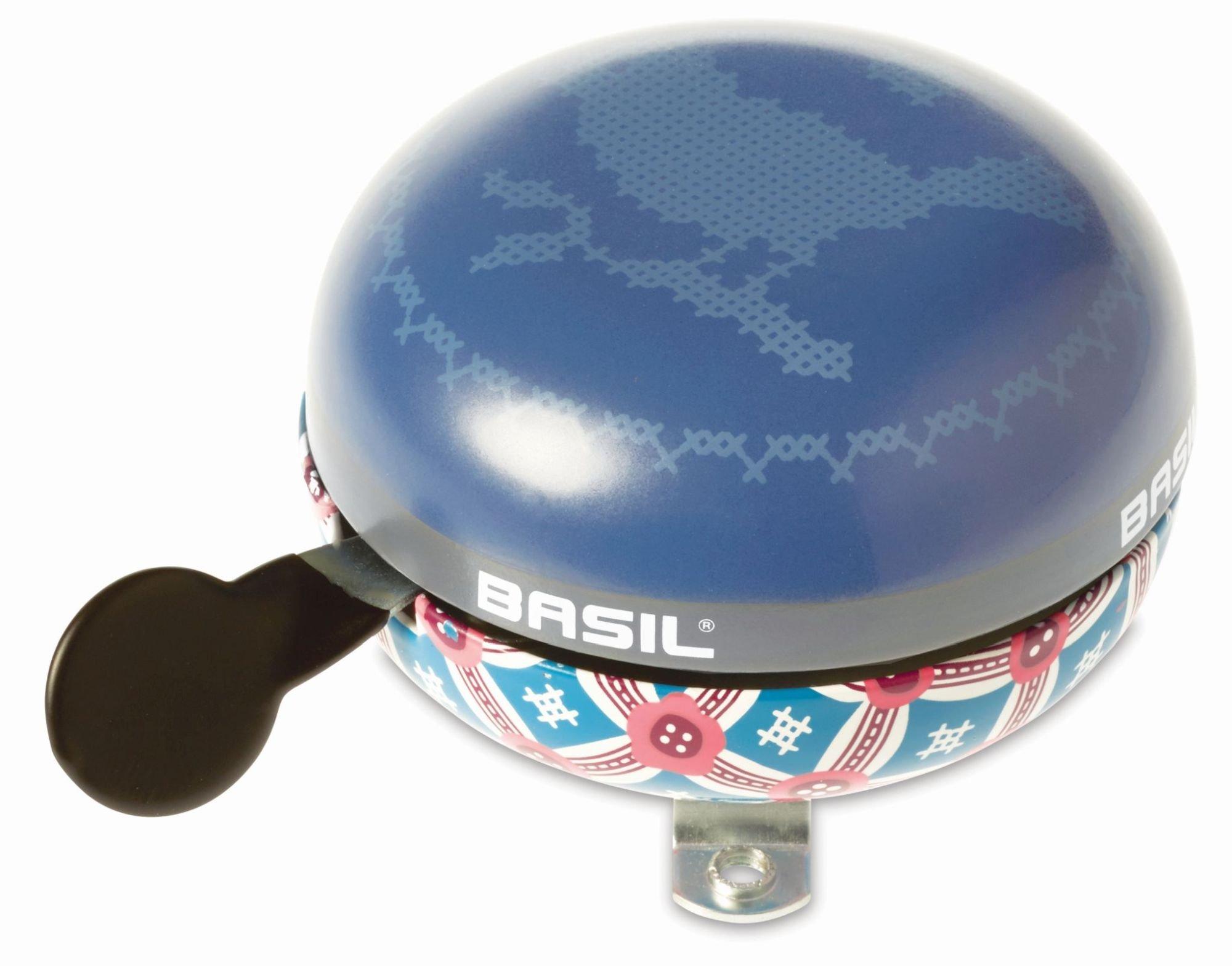 glocken & hupen/Klingeln & Hupen: Basil  Big Bell Bohème Glocke 80mm