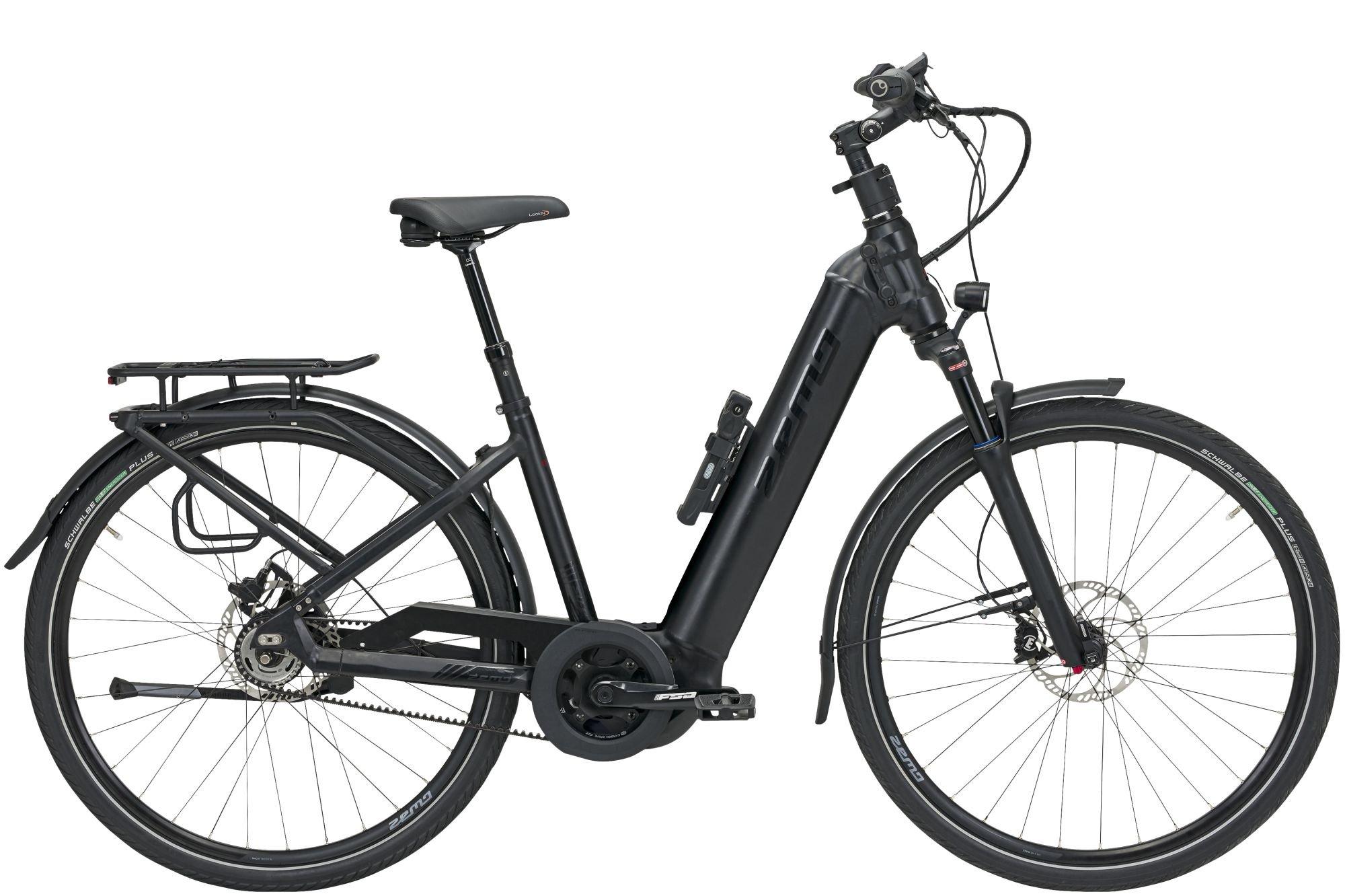 E-Bikes/Citybikes: ZEMO  ZE 5F (625 Wh) 5 Gang Nabenschaltung Damenfahrrad Wave Modell 2021 28 Zoll 48 cm