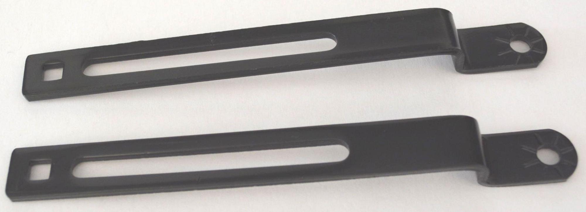 Fahrradteile/Gepäckträger: Fuxon  Befestigungsstreben lang 140 mm 140 mm