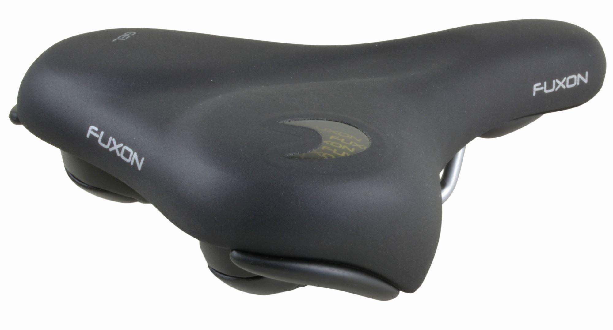 Fuxon Trekking-Sattel Premium Line Damen, schwarz