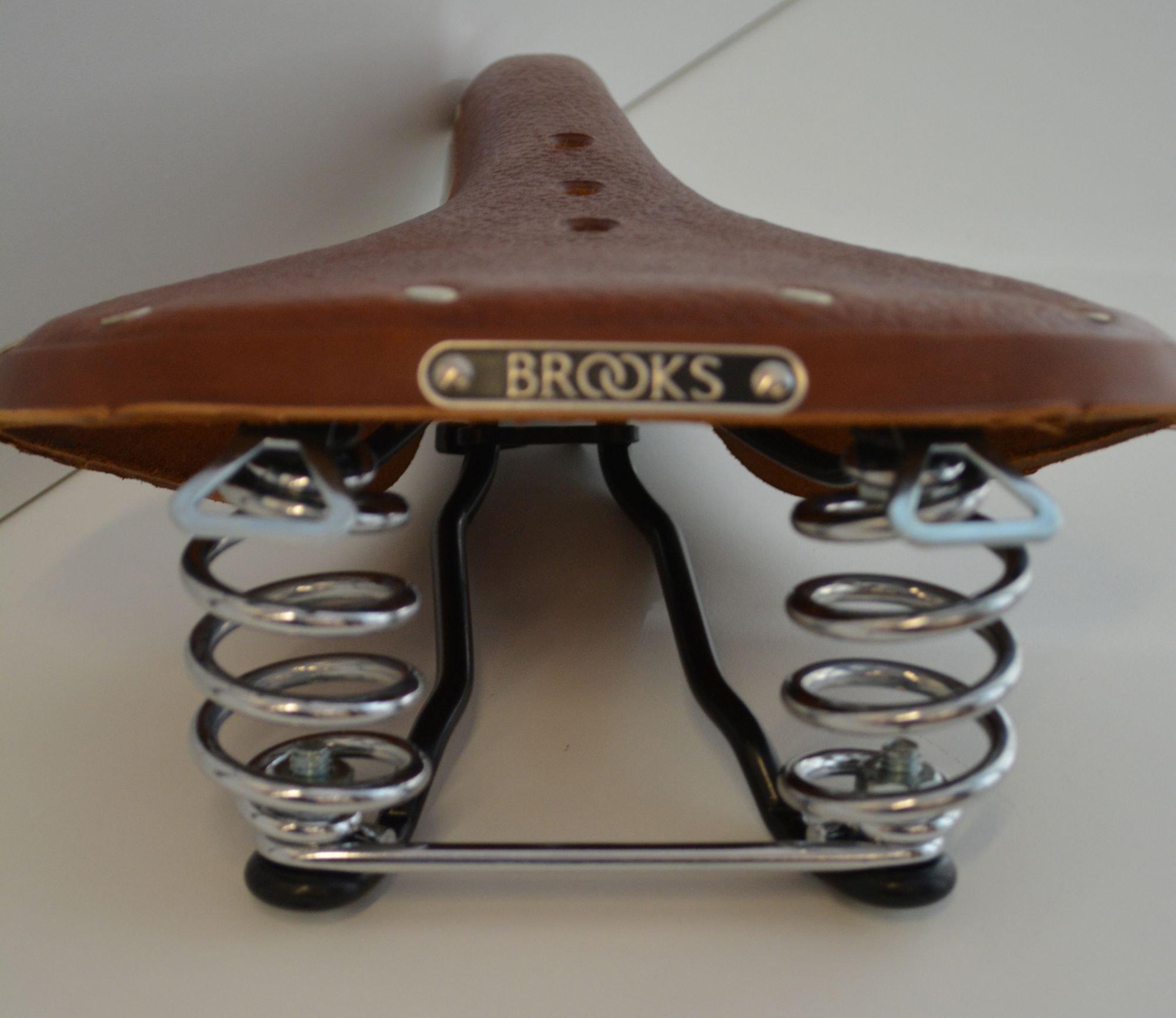 Brooks B67 Classic Leder honig, Herren-Sattel