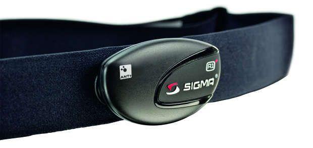Sigma Textilbrustgurt ANT + Comfortex +