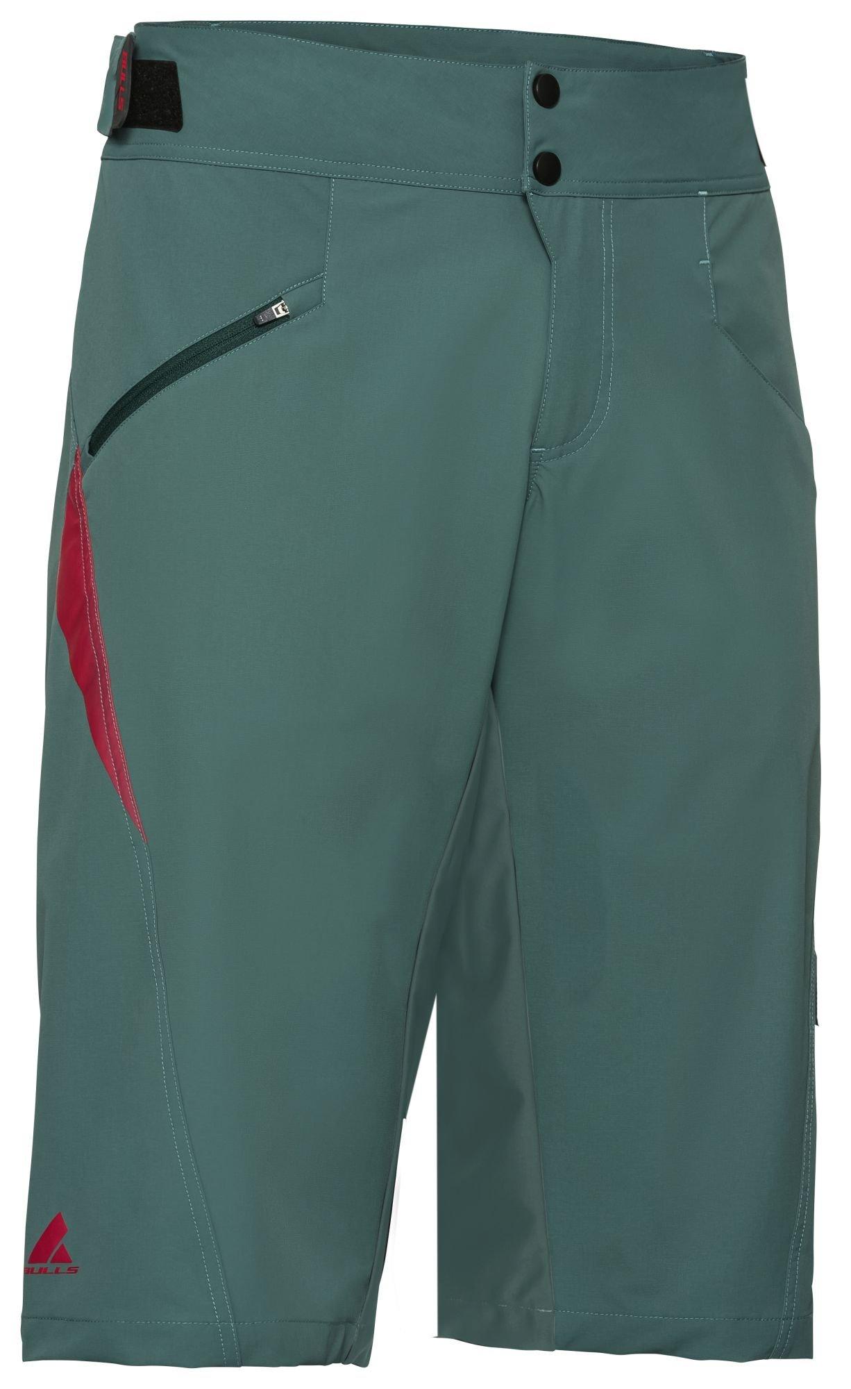BULLS Herren Shorts Comox M green