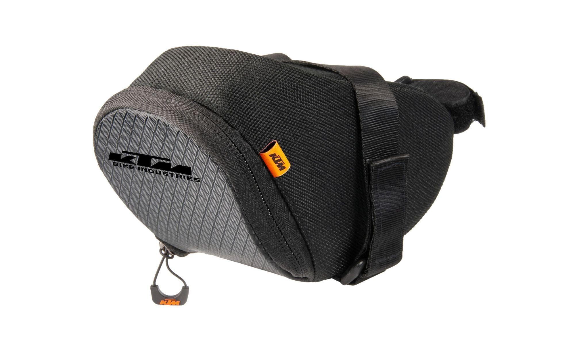 KTM Satteltasche Saddle Bag II Klettverschluss