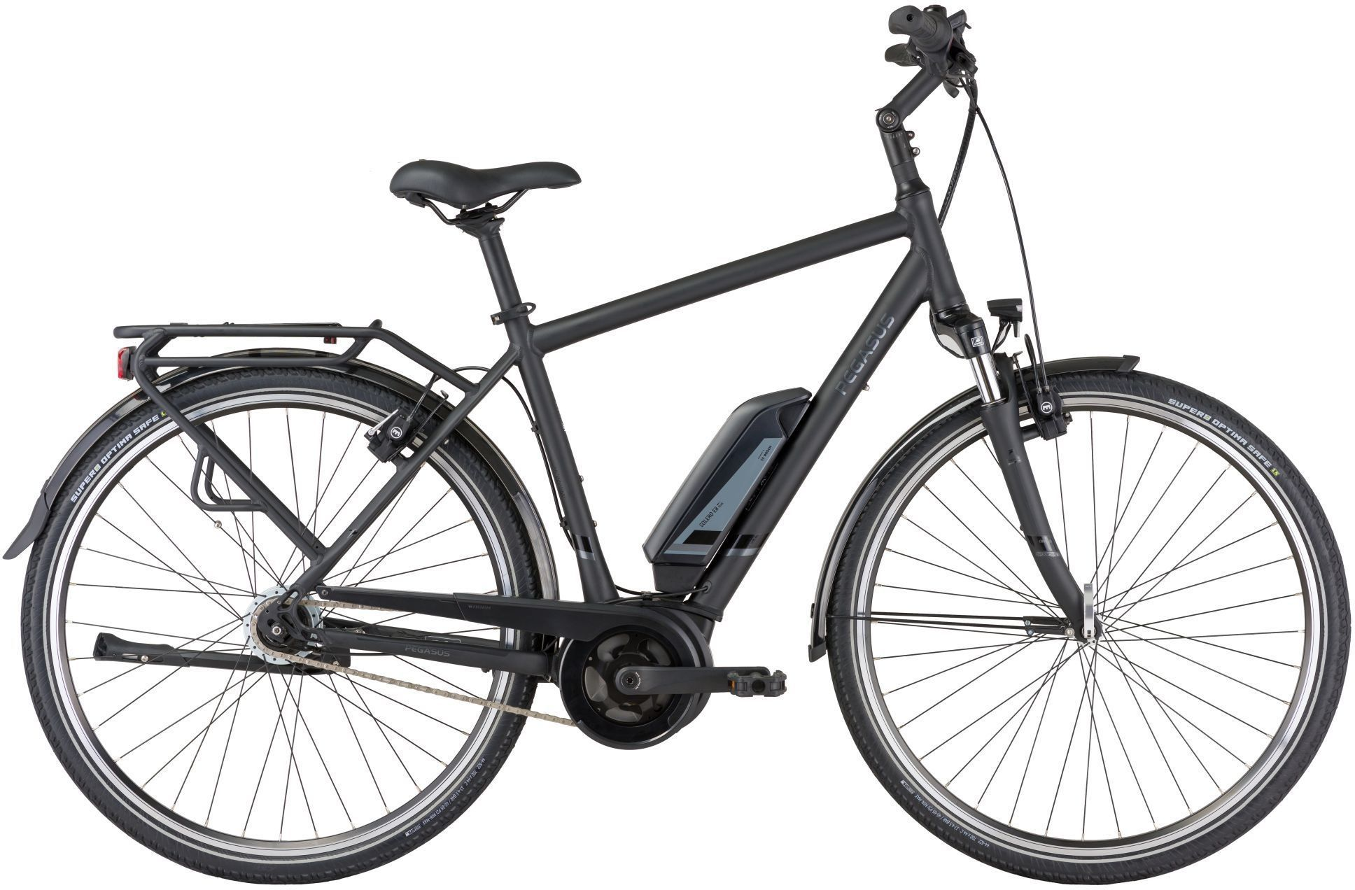 E-Bikes/Citybikes: Diamant  Solero E8R (500 Wh) 8 Gang Nabenschaltung Herrenfahrrad Diamant Modell 2021 28 Zoll 48 cm