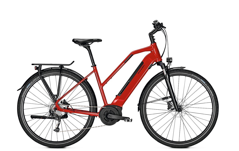 E-Bikes: Raleigh  KENT 9 9 Gang Kettenschaltung Damenfahrrad Trapez Modell 2020 28 Zoll 48 cm
