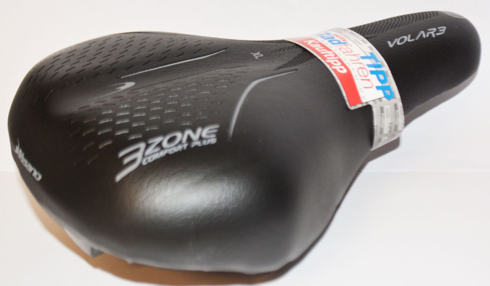 city- und komfort-sättel: Selle Bassano  Volare ZXL Unisex-Sattel  250x190mm