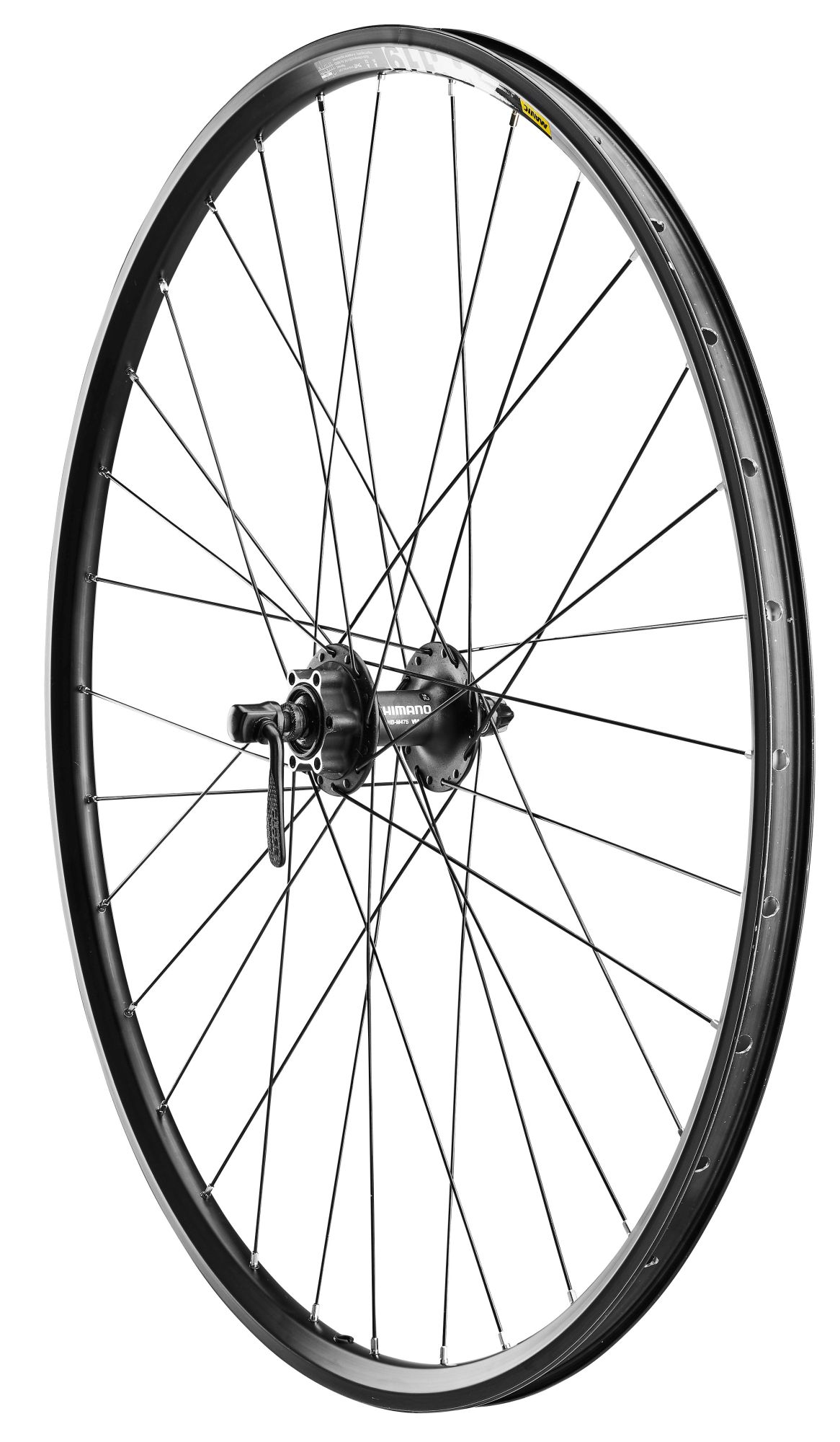laufräder: Mavic  Vorderrad (M475 Nabe) XM 119 Disc  29 Zoll