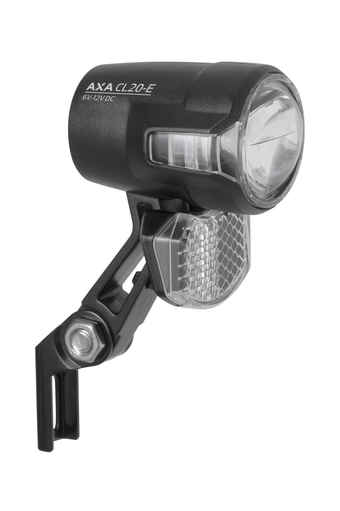 AXA Scheinwerfer 6-12V 20 Lux Compactline 20 E-bike