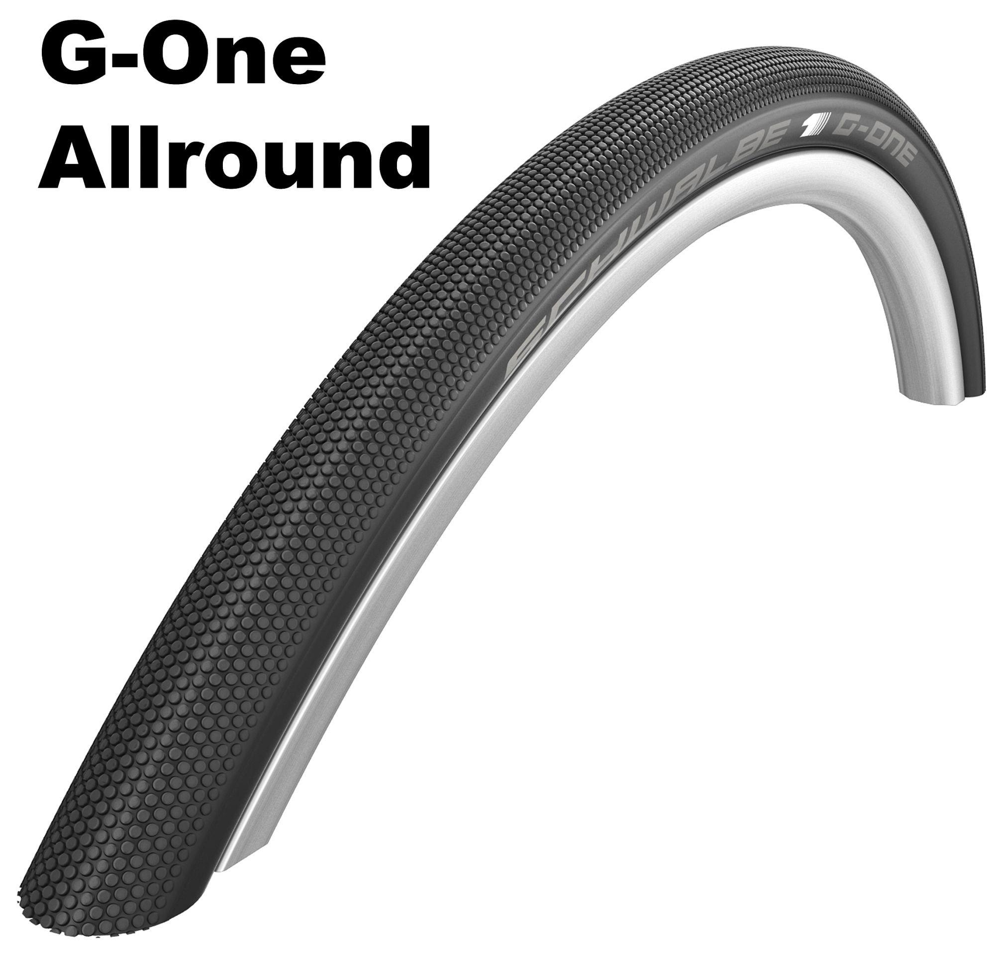 "Schwalbe Performance Line - RaceGuard,28"" G-One Allround 35-622"