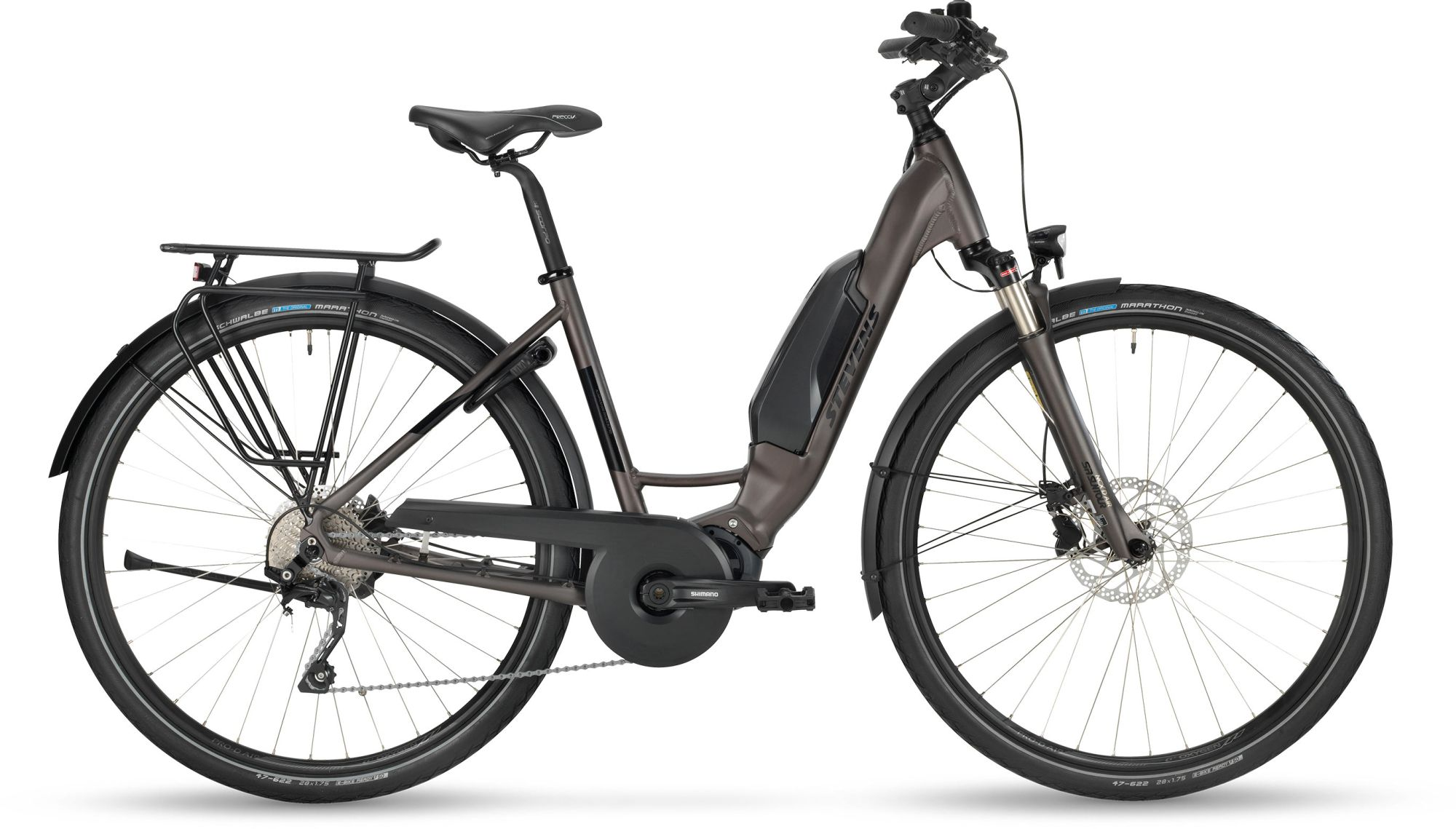 E-Bikes: STEVENS  E-Bormio Damenfahrrad Wave Modell 2020 28 Zoll 46 cm