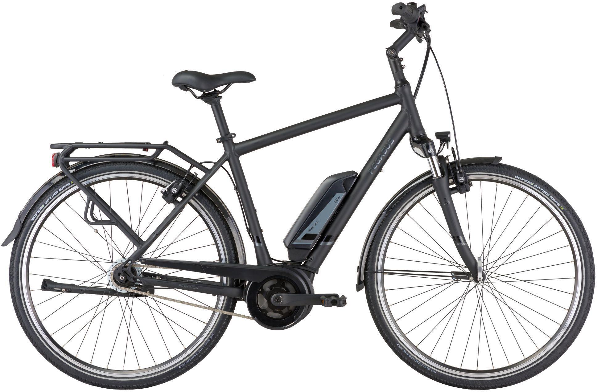 E-Bikes/Citybikes: Diamant  Solero E8R (400 Wh) 8 Gang Nabenschaltung Herrenfahrrad Diamant Modell 2021 28 Zoll 48 cm