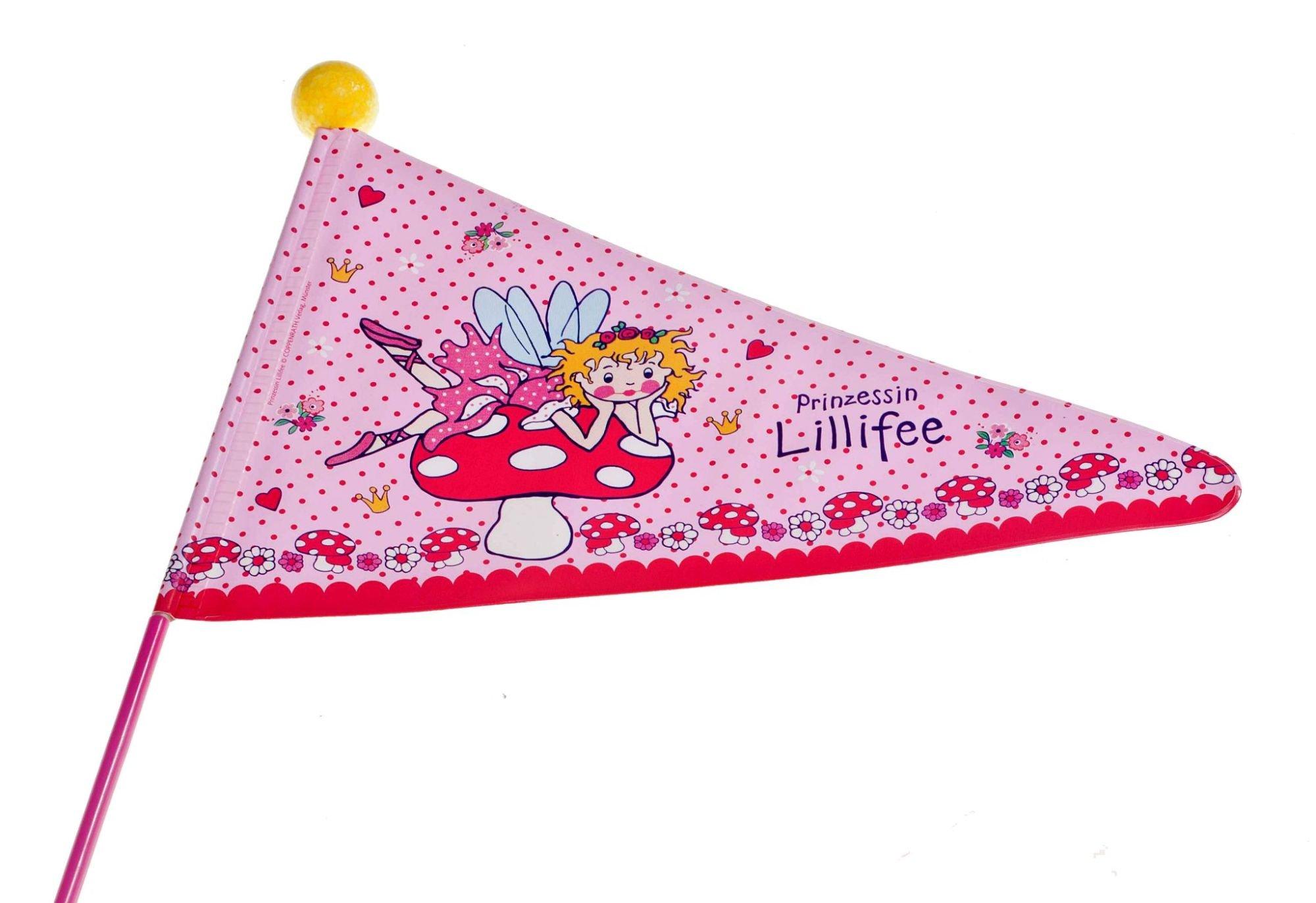 kinderartikel/Kinderartikel: Bike Fashion  Wimpel Prinzessin Lillifee