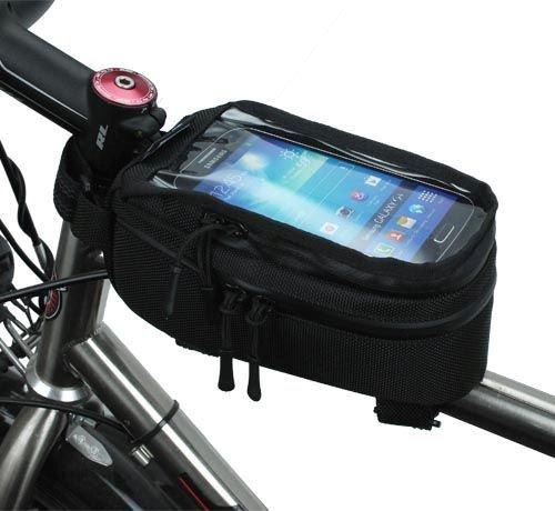 kartenhalter/Lenker: NC-17  Smartphone Tasche Oberrohr f.alle IPhone Connect Oberrohrtasche