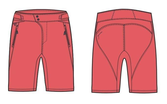 Apura Damen Shorts Serene