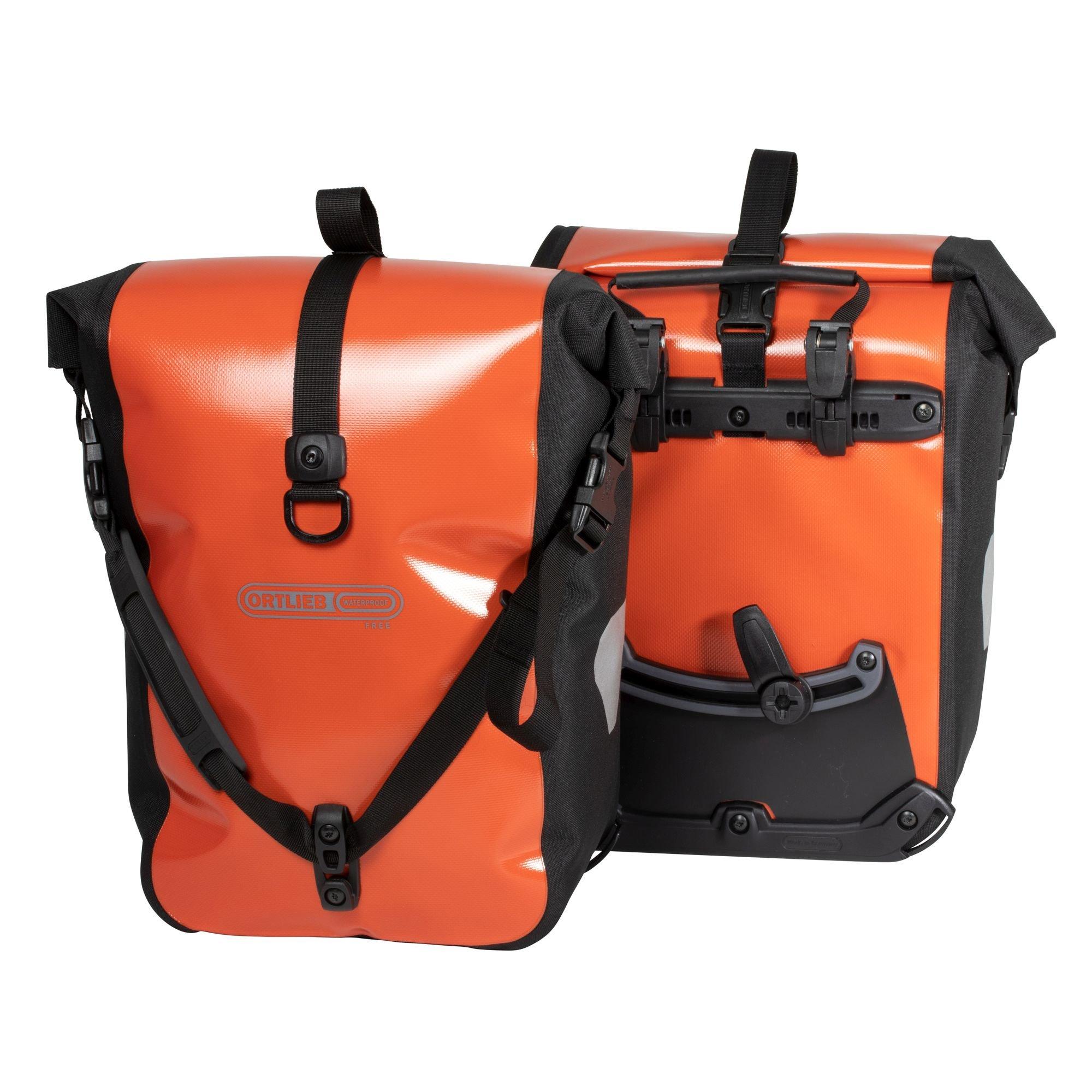 ORTLIEB Seitentaschen Paar Sport-Roller Free