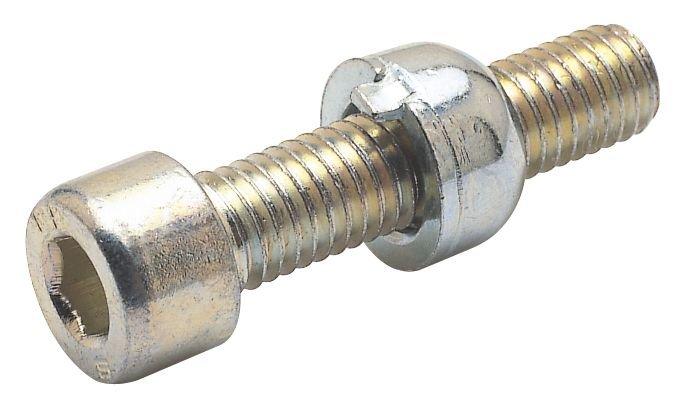 sattelstützen-zubehör/Sattel: Schwarz  Sattelklemmbolzen Sattelklemmbolzen M8x35