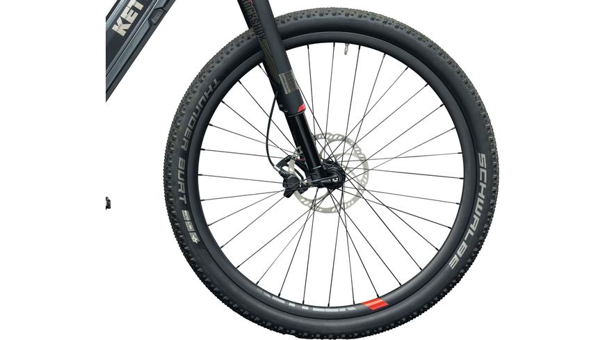 Kettler Alu Rad E Scorpion SL 29 (500 Wh), 11 Gang Kettenschaltung, Unisexfahrrad, Hardtail, Modell 2018, 29 Zoll