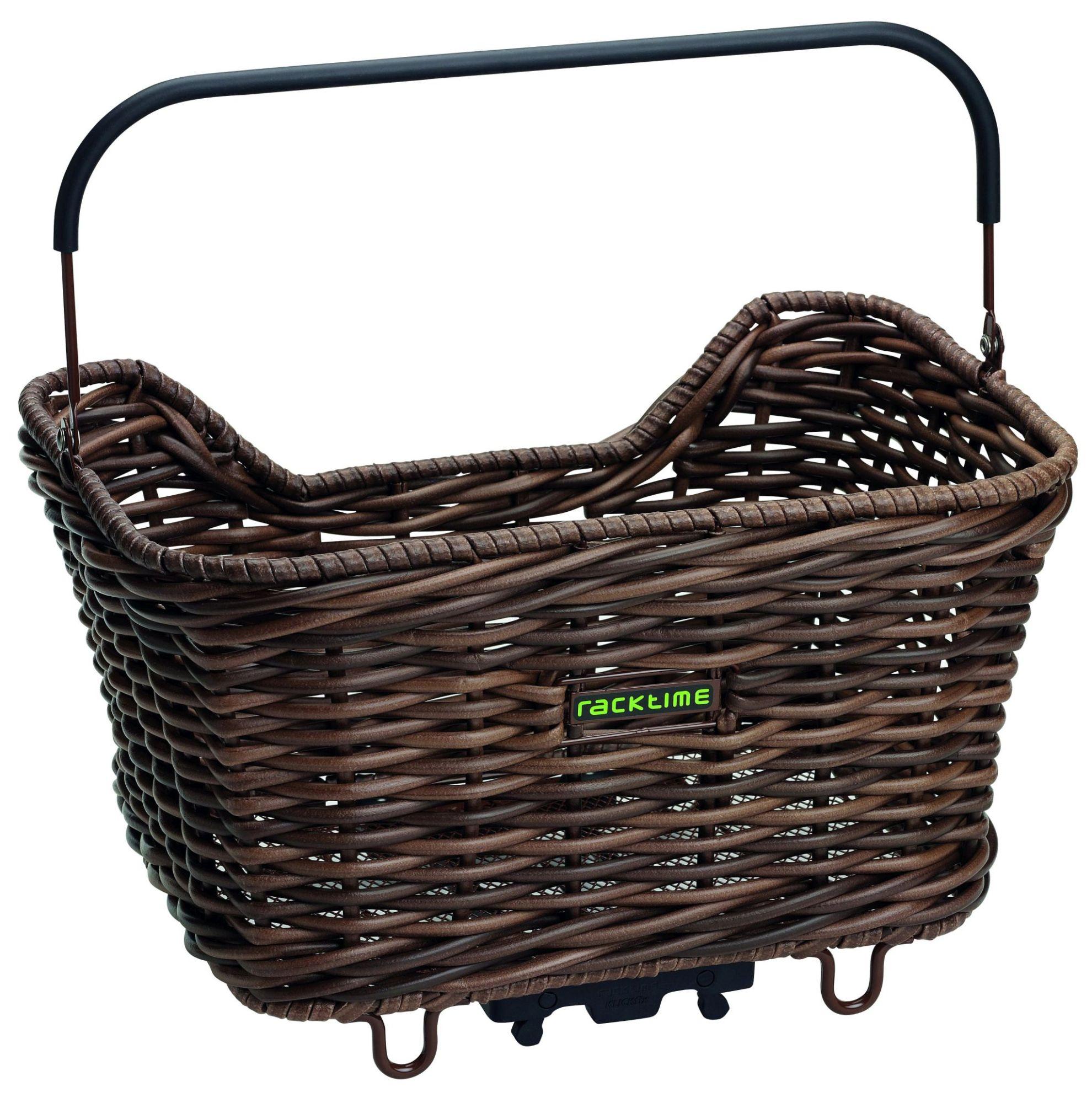 hinterradkörbe/Koffer & Körbe: Racktime  BASKit Willow Gepäckträgerkorb