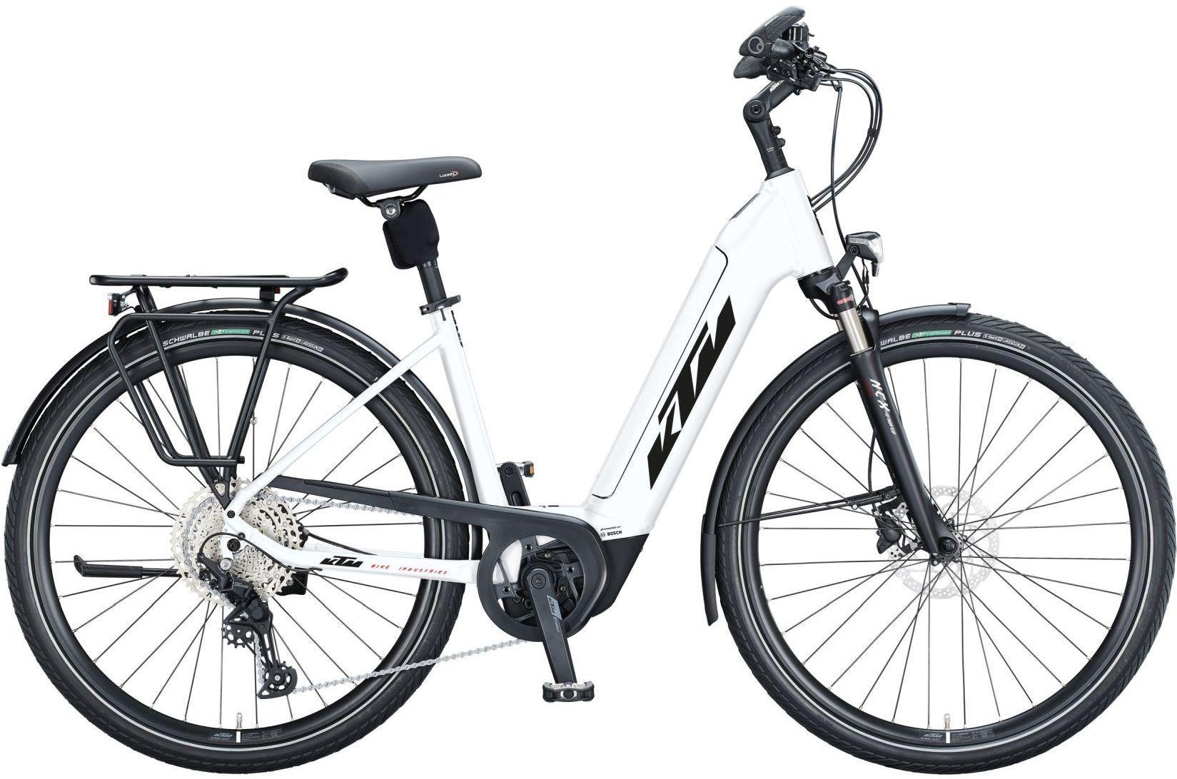 E-Bikes: KTM  CENTO 11 PLUS (625 Wh) 11 Gang Kettenschaltung Damenfahrrad Wave Modell 2021 29 Zoll 56 cm