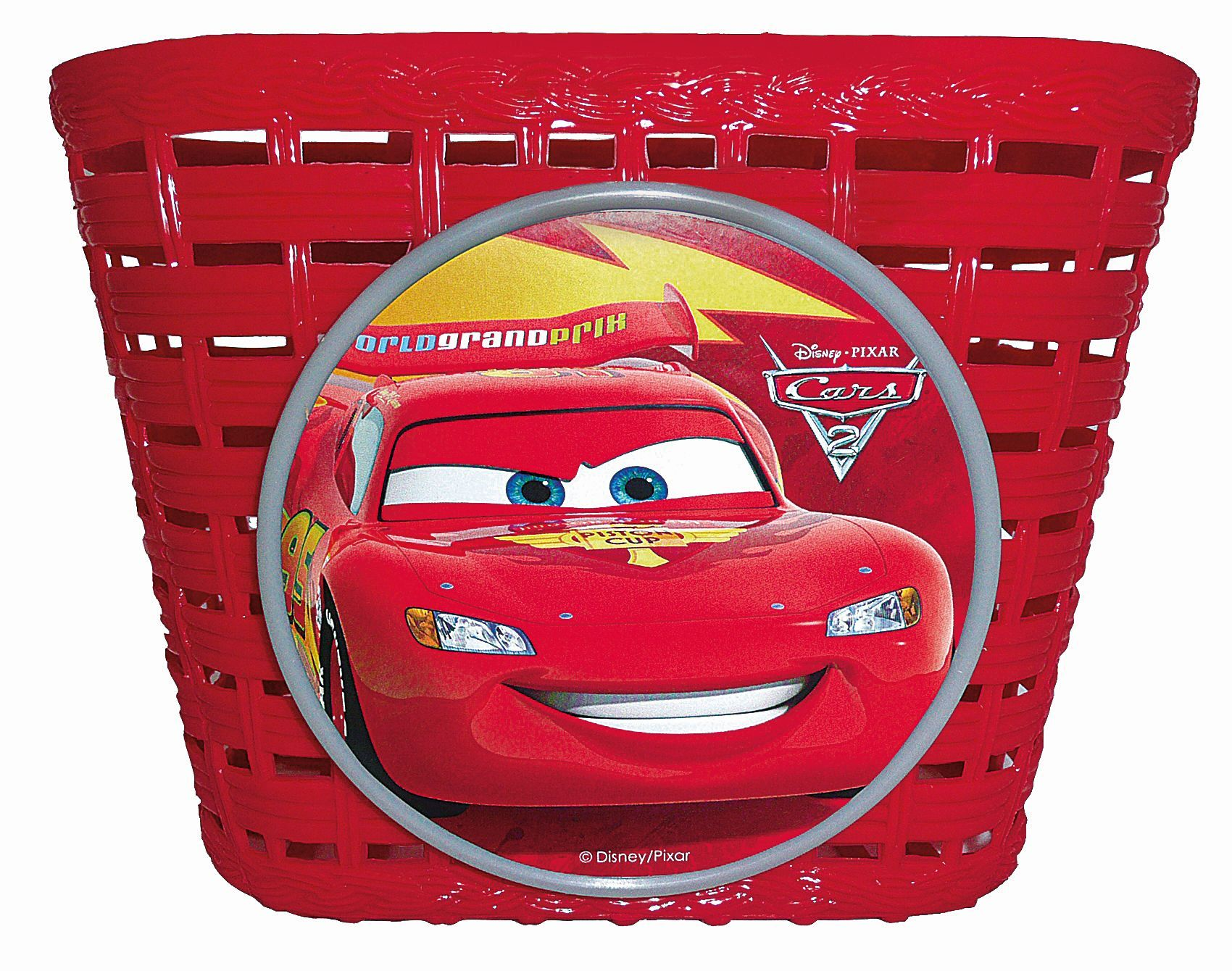körbe, taschen, puppensitze/Kinderartikel: Mattel  Lenkerkorb Cars
