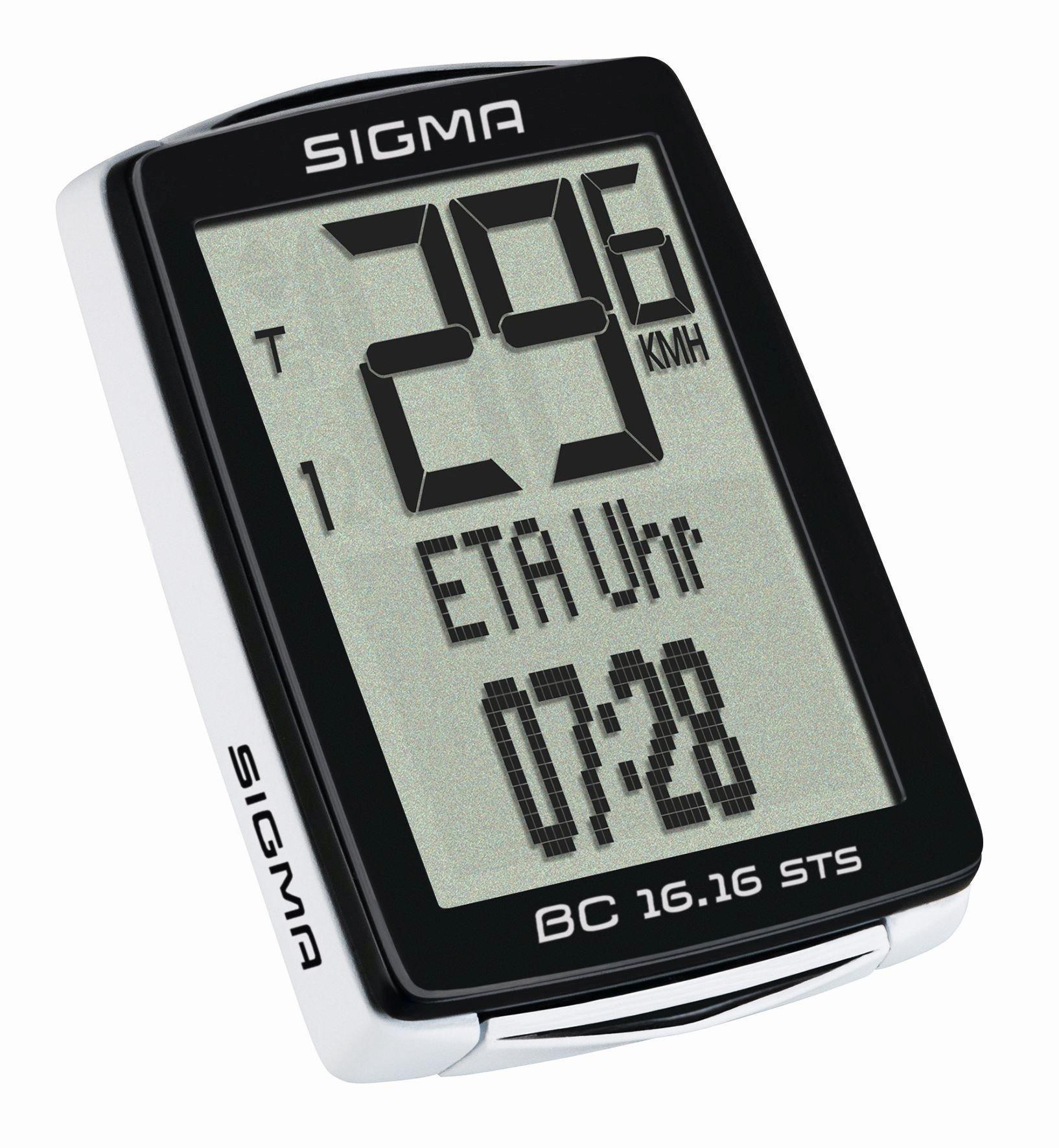 computer drahtlos: Sigma  BC 16.16 STS CAD wireless Computer