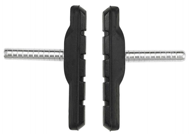 Fuxon Bremsschuh V-Brake 70mm, Paar,gewindelos