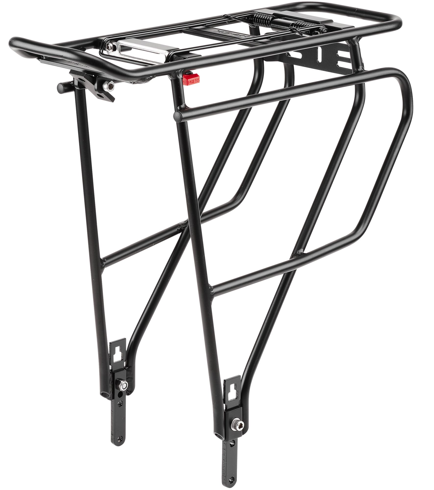 Fahrradteile/Gepäckträger: Standwell  Gepäckträger i-Rack II 26-28 Zoll 25 KG 26-28 Zoll