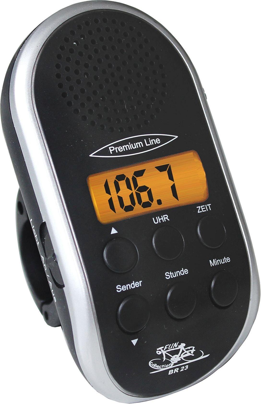 radios & handyzubehör/Lenker: ML-Solution  BR 23 Fahrradradio