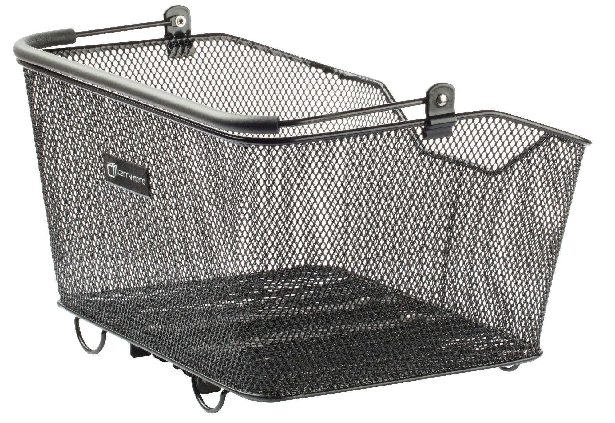 hinterradkörbe/Koffer & Körbe: Carrymore  Korb für Systemgepäckträger i-Rack II Korb