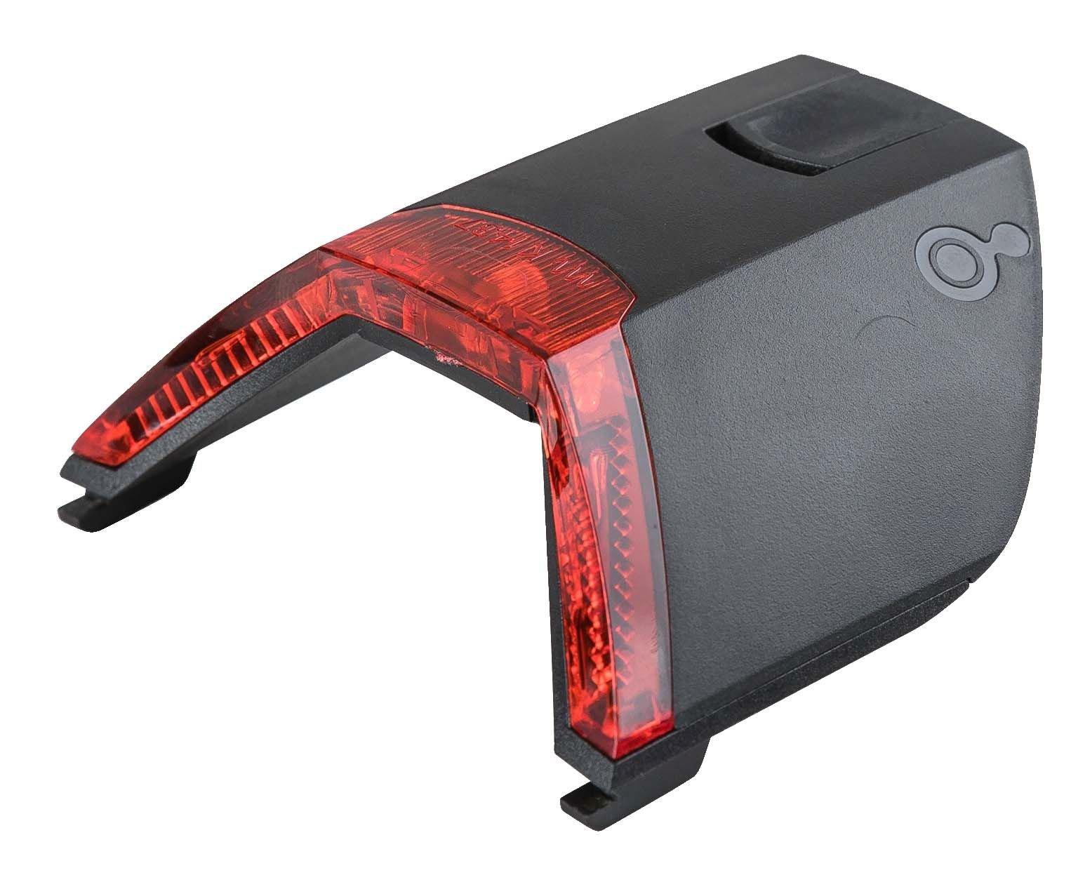 batterielicht hinten/Beleuchtung: MonkeyLink  Radschutz-Rücklicht FenderLight Rear Recharge (nur über USB aufladbar)