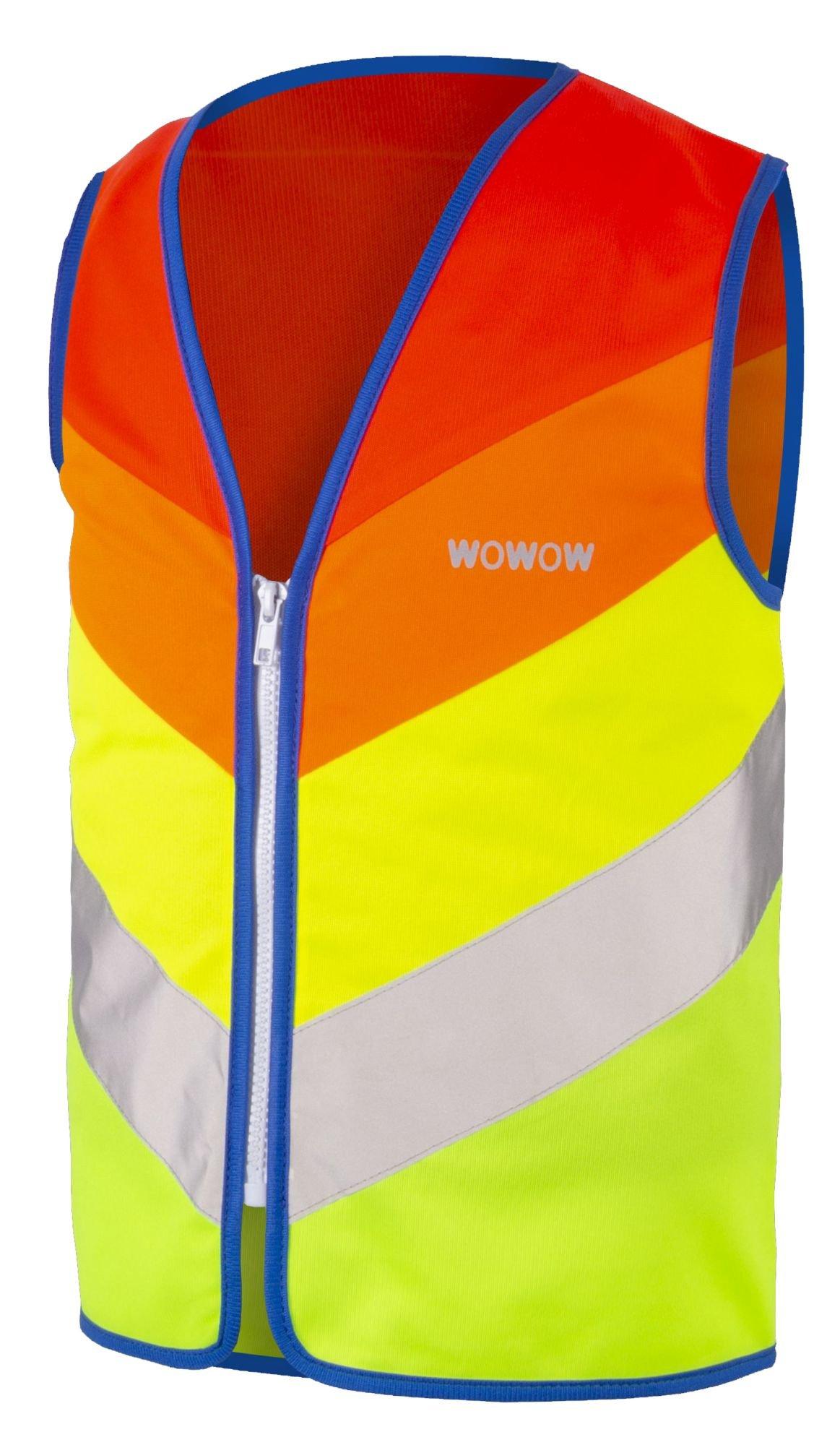 sicherheitsbekleidung/Accessoires: WoWoW  Reflexweste Kinder Rainbow Jacket