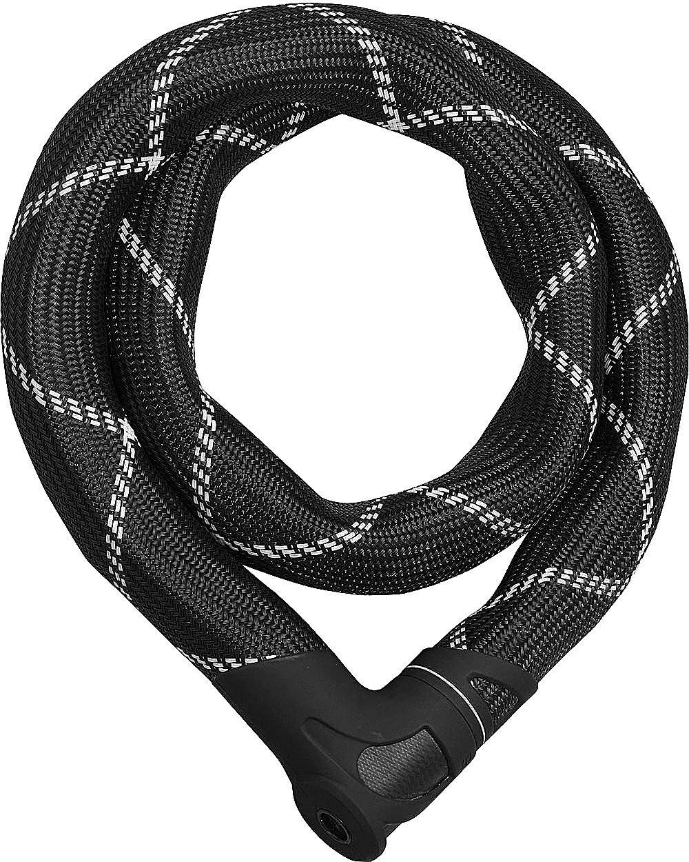 Abus Kettenschloss Iven Chain 8210 85 schwarz matt
