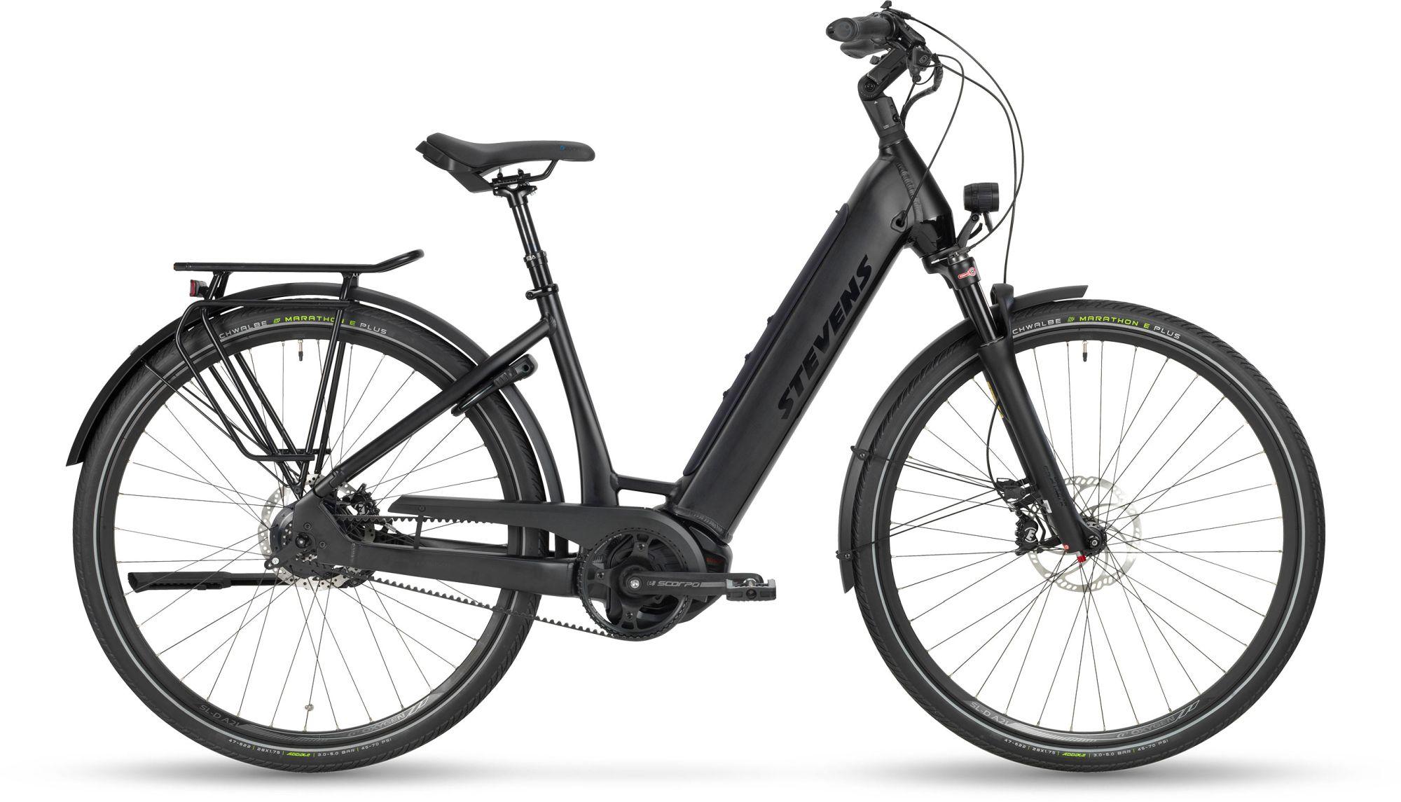 E-Bikes/Citybikes: STEVENS  E-14 14 Gang Nabenschaltung Damenfahrrad Wave Modell 2021 28 Zoll 56 cm