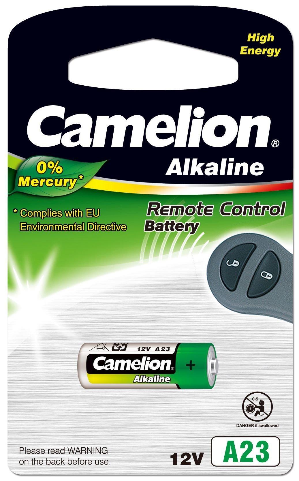 zubehör computer & pulsuhren: Camelion  Alkaline LR23A Batterie