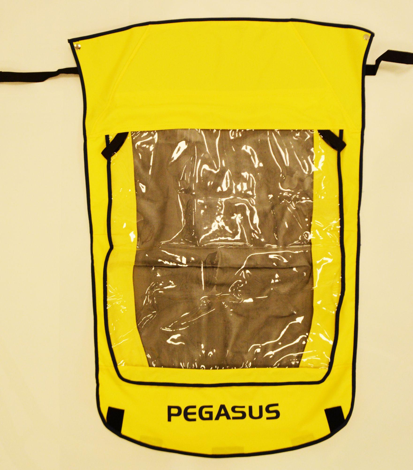 zubehör für anhänger: Pegasus  2in1 Verdeck für Kinderanhänger Double