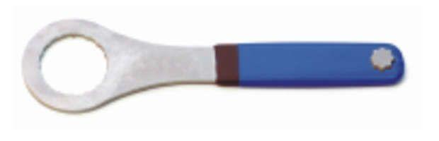 Unior Patronenlagerschlüssel f. Shimano, FSA, Rac