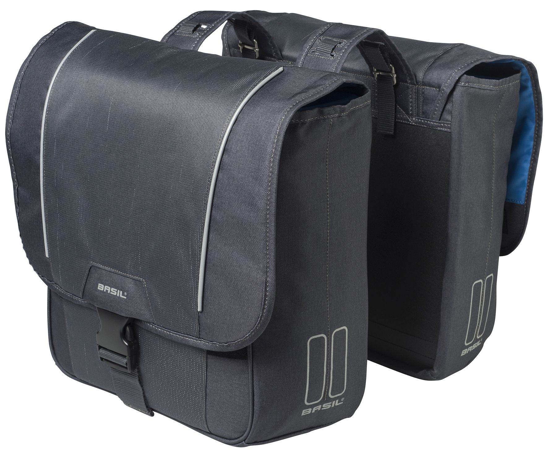Basil Doppelpacktasche 34x13x42cm Sport Design Double Bag