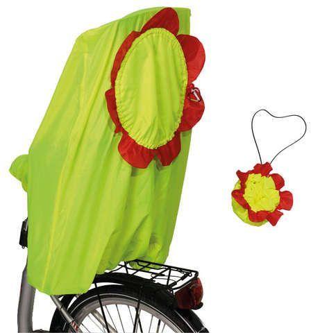 zubehör für kindersitze: Lunari  Lucky Cape Quick Flower Regenhülle
